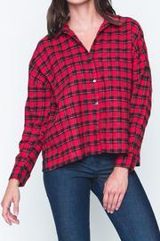 Tartan Plaid Shirt