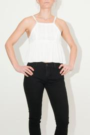 Tia Embroidered Cami