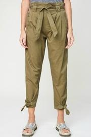 Self-tie Cargo Pants