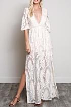 The Cynthia Maxi Dress
