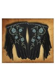 Desert Rose Riding-gloves