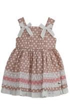 Chocolate Polkadots Dress