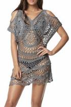Python Crochet Tunic