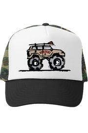 Surfari Trucker Hat