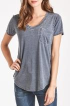 Burnout Vneck Tee