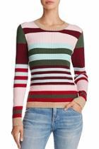 Skyler Striped Sweater