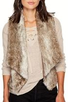 Dwight Faux Fur Vest