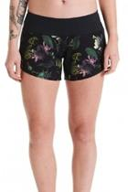 Moody-floral Roga Shorts