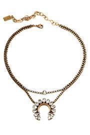 Yahli Crystal Necklace