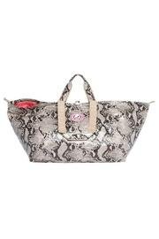 Shopper Leopard/python