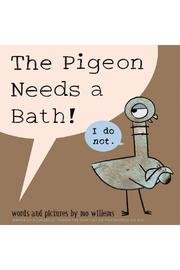 The Pigeon Needs A Bath