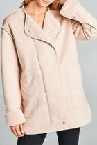 Cozy Suede Jacket