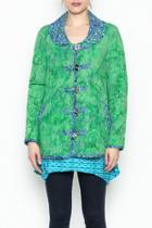 Lime Reversible Jacket