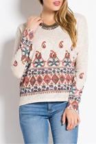 Oatmeal Sweatshirt