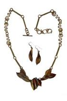 Copper Necklace Set