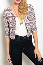 Monica Cropped Jacket
