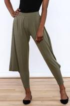 Cadet Harem Pants