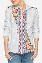 Pratt Stripe Shirt