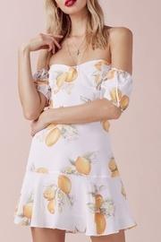 Lemonade Mini Dress