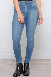 Highrise Ankle Skinnies