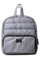 Mini Grey Backpack