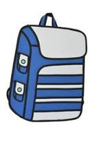 2-d Large Backpack