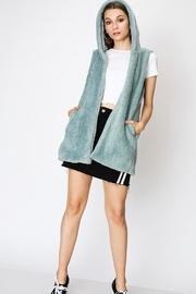Jade Faux-fur Vest