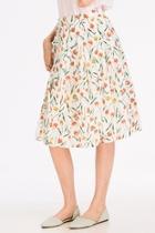Vintage Tulip Skirt