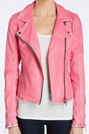 Pink Vegan Jacket