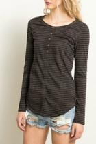 Striped Longsleeve Shirt