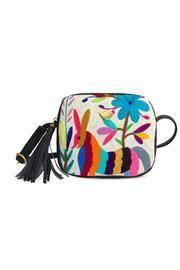 Tenango Black Cross Body Bag