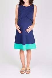 Aline Nursing Dress