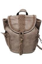 Braided Backpack