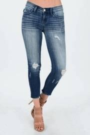 Cropped Ankle Skinnies