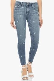 Dandelion Embroidered Jeans