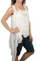 Lightweight Knit Vest