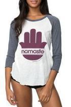 Namaste Long Sleeve Tee