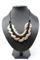 Mix Metal Fashion-necklace