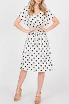 Polkadot Day Dress