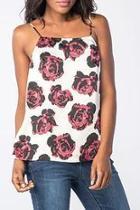 Romantic Roses Top