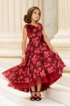 Berry Holiday Dress