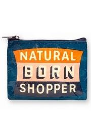 Born Shopper Coin Purse
