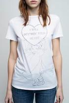 Destroy Your Heart Tee