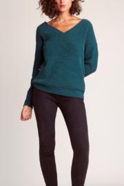 Cool Runnings Vneck Sweater