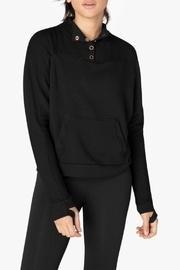 Snap Sweater