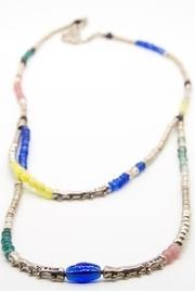 Multilayer Beaded Necklace