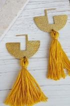 Modern Boho Earrings