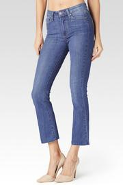 Colette Cropped Flare Jeans