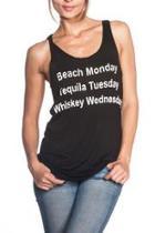 Beach Monday Tank