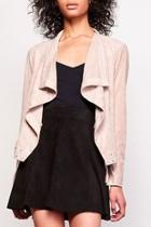 Arly Suede Jacket